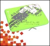 Neoprene netbook sleeve with colorful patterns (NS-021)