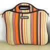 Neoprene shoulder laptop bag