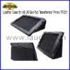New Arrival Black Color PU Leather Case Cover for Tablet Asus Eee Pad Transformer Prime TF201 Laudtec
