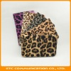 New Arrival, For Kindle Fire Leopard/Panther Pattern Leather Case Cover Skin with stand, 5 styles options, Wholesales, OEM