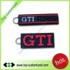 New Personalized soft PVC zipper pull