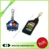 New arrival soft rubber zipper pull for bags