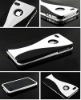 New hard  detachable two-color case For Apple iPhone 4S 4 4G
