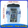 New waterproof bags for iphone4g phone