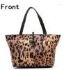 Newest Leopard grain lady fashion handbag