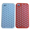 Newest design TPU+ PC Case for Iphone 4s