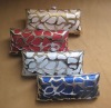 Newest design satin clutch bag