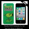 OEM TPU case/Plants VS Zombies case for iPhone4
