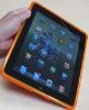 Orange TPU Silicone Rubber Case for Apple iPad