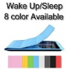 PD2-MC01 Magnetic Leather Wake Up/Sleep Smart Cover Case for iPad 2