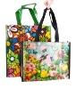 PE woven shopping  bag