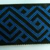 PP Jacquard decorative webbing & jacquard webbing for fashion belt