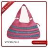 PU leather fashion lady's handbag(SP34389-251-5)