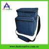 Picnic Time Toluca Insulated Cooler Picnic Tote Pine Green/Brown Waterproof  Drink lunch box cooler bag