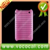 Pink Plastic Hard Case Cover for Apple iPhone 3G 3GS