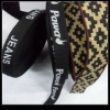 Polyester Jacquard Webbing for bags