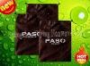 Polyester drawstring poker chip case