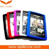 Popular Ebook Silicone Cover for Amazon Kindle 4