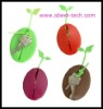 Popular fruit coin purse with custom logo