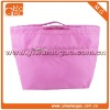 Portable small toiletry nylon travel drawstring cosmetic packaging