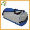 Promo cylinder sport bag 600D polyester duffel bag