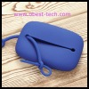 Promotional silicone coin wallet purse small order allowed