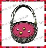 Purse Shaped Bag Hanger with Leather