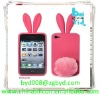 Rabbit soft Rubber Cell Phone Sets