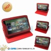 Rotation pu leather case cover for ZTE V9 tablet