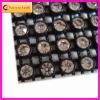 S432-A crystal rhinestone mesh