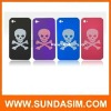 SKULL CASE FOR IPHONE 4