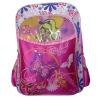 Shining school backpack