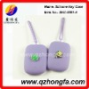 Silicone Key Case with various decoration