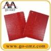 Slim thin PU leather case for ipad 2