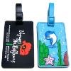 Soft PVC baggage tag,bag tag ,luggage tag ,ID tag ,Hang tag ,Travel tag