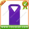 Soft Rubber Couple Case for iPhone 4 4GS