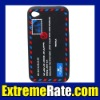 Soft Silicone Envelope design / Luck Skin Cover for iPhone 4 4S Case