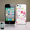 Stylish mobile phone case for iphone 4G