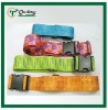 Sublimated Luggage Safety Belt
