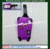 Suitcase shape soft PVC luggage tag