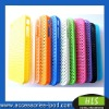 Super thin PC net mesh case for iPhone 4