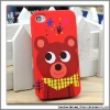 TPU for iphone 4 cases with factory price