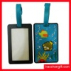 Travel tags eco-friend silicon luggage tag