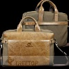 Treetop genuine leather bag for Macbook air, for macbook leather bag