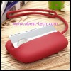 Trendy silicone purse silicone wallet with high quality