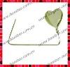 Unfoldable Heart Shaped Handbag Hook/Purse Hanger