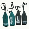 Useful&promotional design of neoprene bottle can cooler bag with straps