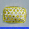 Various and beautiful PVC zipper purse fashion 2011