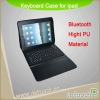Wireless Bluetooth Leather Case For iPad