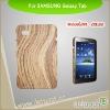 Wood Grain Hard Case for For Samsung Galaxy Tab